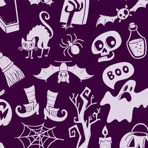 Estampado para Halloween